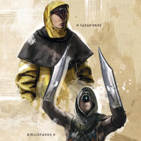 El don de Ariadna - ciborgs