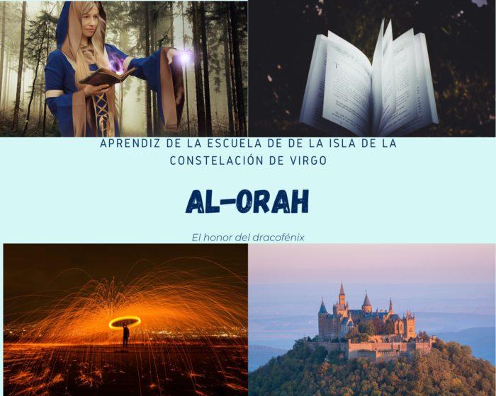 El honor del Dracofénix - Orah