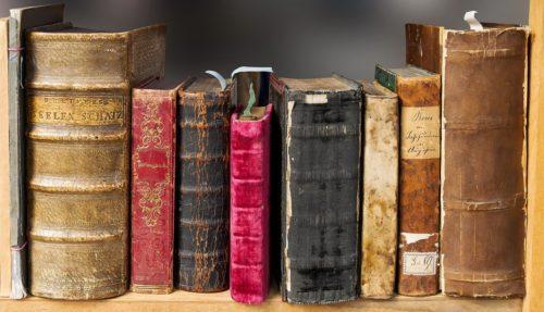 Libros deHogwarts