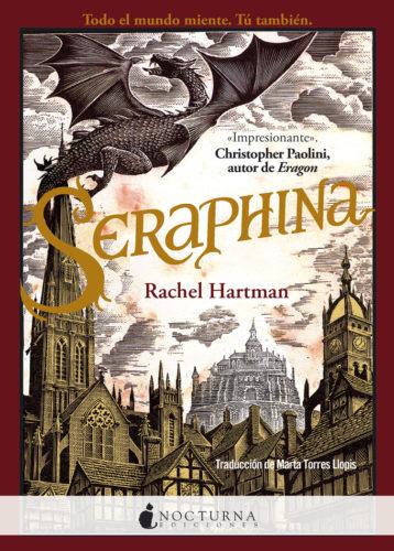 Libros favoritos de 2020: Seraphina