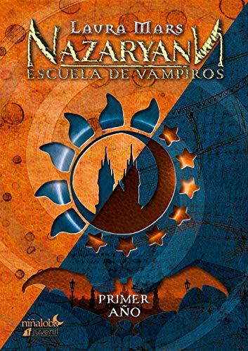 Libros de fantasía juvenil ambientados en colegios: Nazaryann