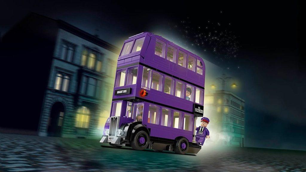 Objetos mágicos de Harry Pottter - Autobús noctámbulo