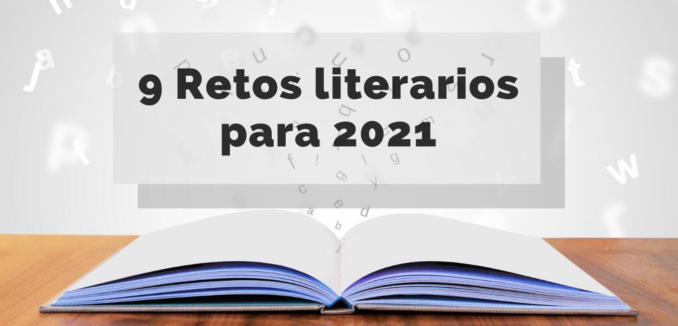 9 retos literarios para 2021