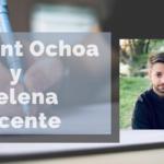 Hoy visitan el Bosque: Vincent Ochoa y Helena Vicente