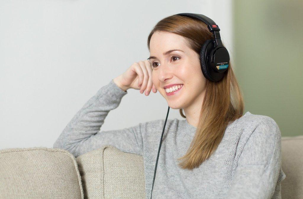 Escuchar audiolibros