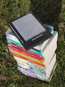 Leer ebooks gratis: pila de lectura