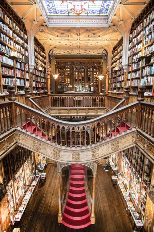 Libros de Hogwarts - Biblioteca