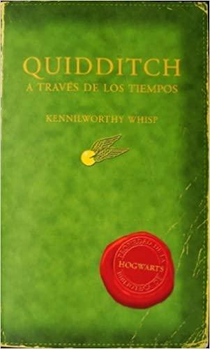 Libros de Hogwarts - Quidditch