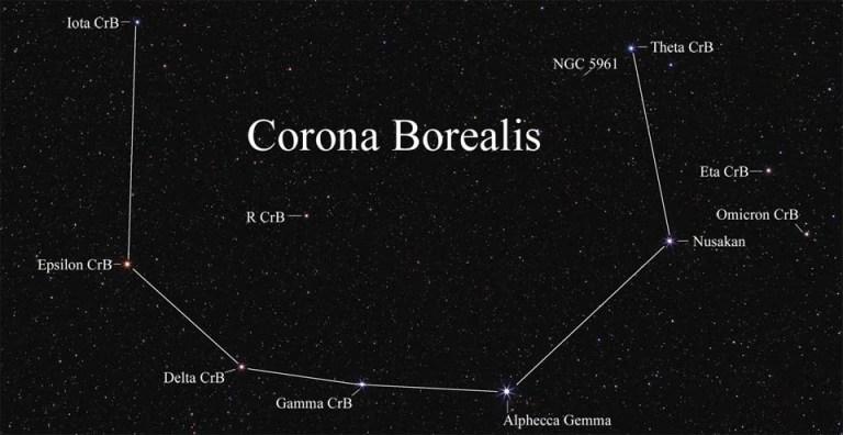 Mito de Ariadna - Corona Borealis