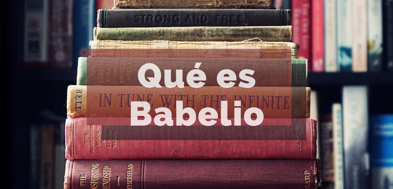 Lee más sobre el artículo Qué es Babelio: una alternativa a Goodreads