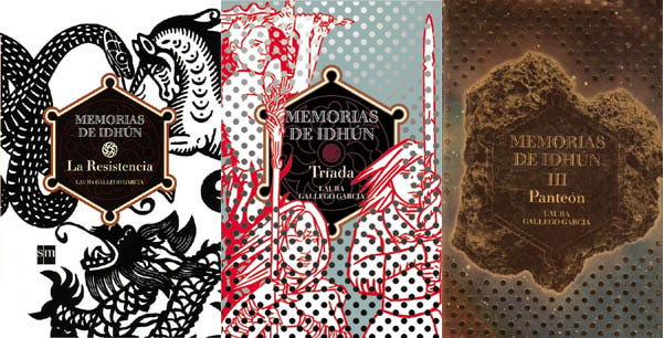 Sagas de fantasía juvenil romántica: Memorias de Idhún